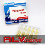 Parabolan 1 Ml 100 Mg Balkan Pharma