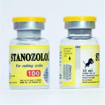 STANOZOLOL 10 Ml 100 Mg LA PHARMA