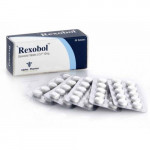 REXOBOL 50 Tabs 10 Mg ALPHA PHARMA