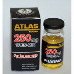 TREN MIX 250 10 Ml 250 Mg ATLAS