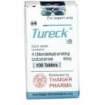 TURECK 30 Tabs 10 Mg THAIGER