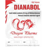 Dianabol 100 Tablets Dragon Pharma