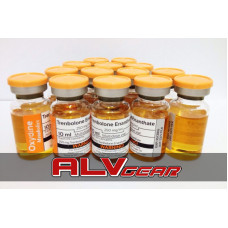 10 x  TRENBOLONE ENANTHATE 2500 MG OXYDINE METABOLICS
