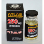 BOLDENONE EQUIPOISE 10 Ml 250 Mg ATLAS