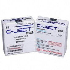 C JECT 10 Ml 250 Mg THAIGER PHARMA