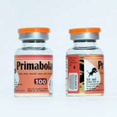 PRIMOBOLAN 100 10 Ml 100 Mg LA PHARMA