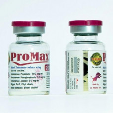 PROMAX 10 Ml 200 Mg LA PHARMA