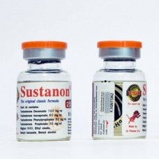SUSTANON 10 Ml 250 Mg LA PHARMA