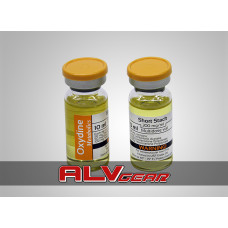 Short Stack 10 Ml 2000 Mg Oxydine Metabolics