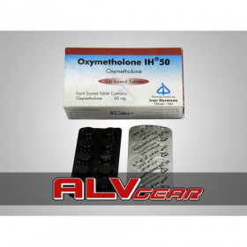 Oxymetholone (Anadrol) 50 Tablets 50 Mg Exp