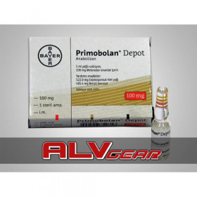 Primobolan Depot 1 Ml 100 Mg Bayer (Expired)