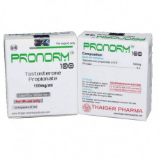 PRONORM 100 10 Ml 100 Mg THAIGER