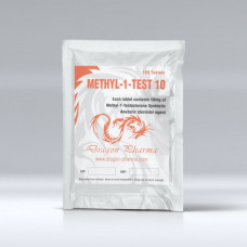 Methyl Testosterone 10 Mg 100 Tabs Dragon Pharma