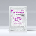Salbutamol (Ventolin) 10 Mg 100 Tabs Dragon Pharma