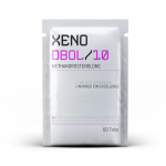DBOL 10 Mg 60 Tablets - XENO LABS