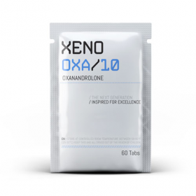 OXA 10 Mg 60 TABLETS XENO LABS